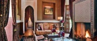 Особенности интерьера в марокканском стиле, основные идеи