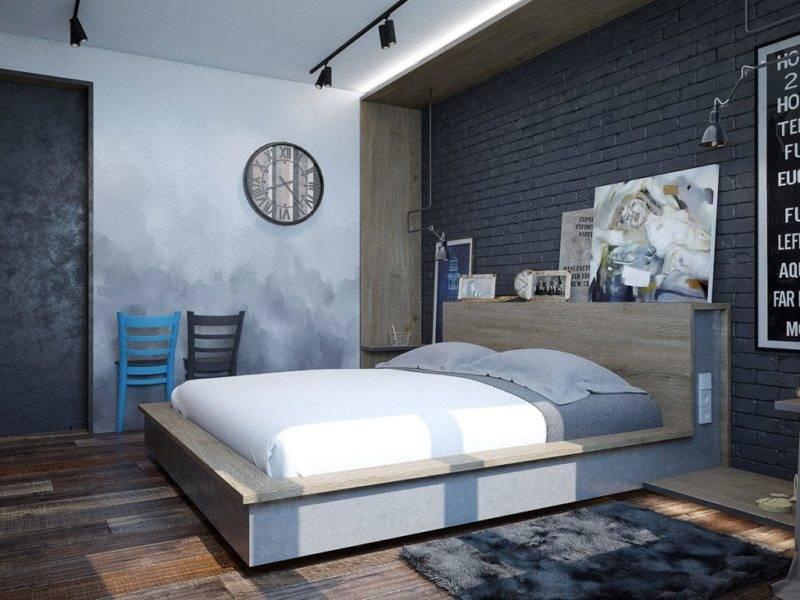 Дизайн-проект спальни: 120 фото лучших идей и новинок 2020 года