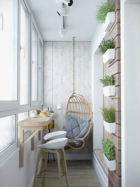 Дизайн маленького балкона: 190+ (фото) интерьеров для квартиры