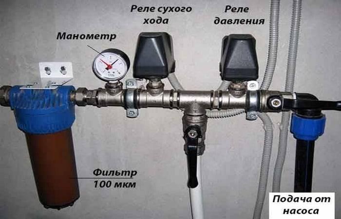 Как правильно обустроить защиту от сухого хода для насосной станции