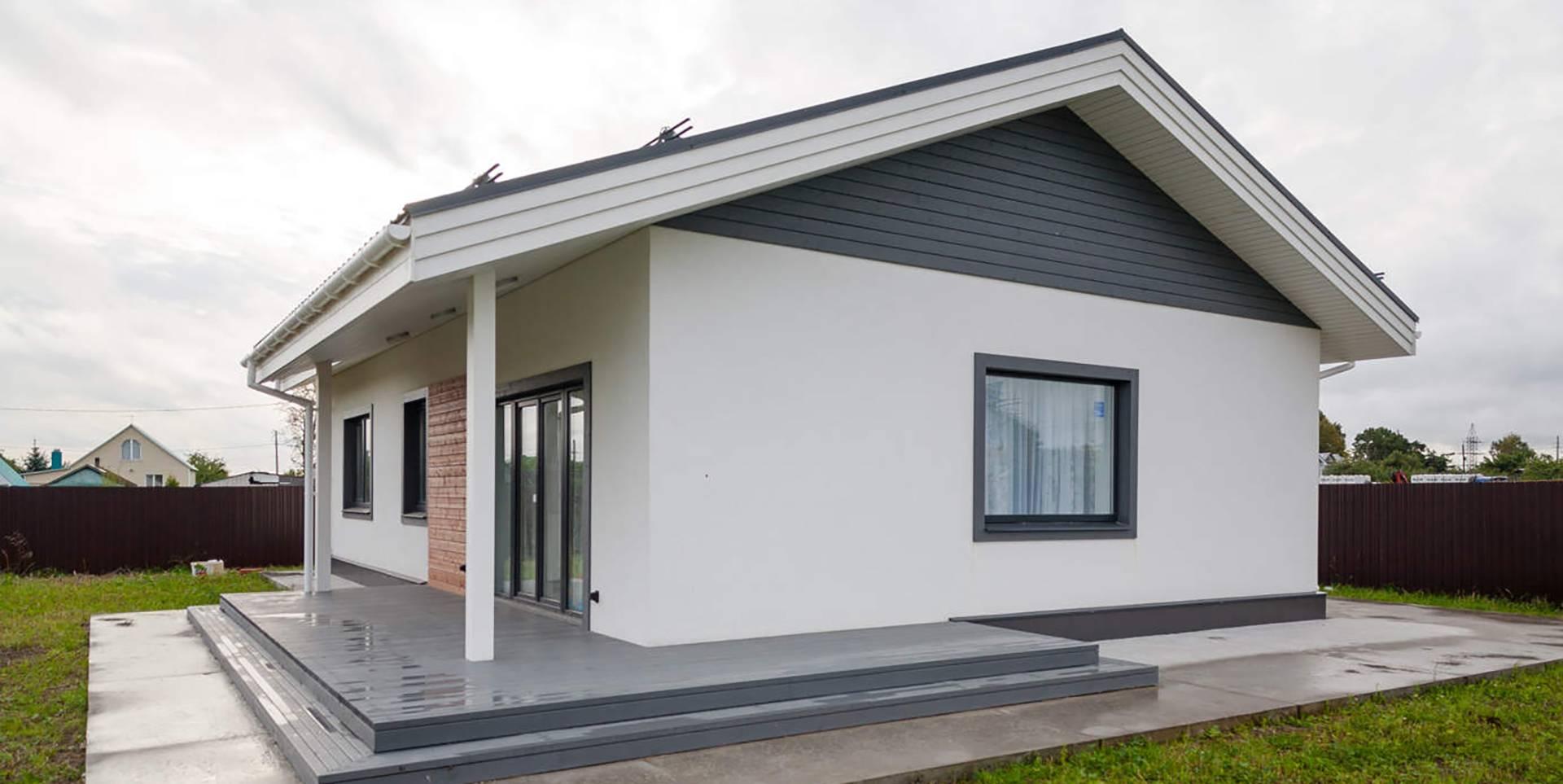 Красивые маленькие частные дома: 100+ фото [лучшие проекты 2019]