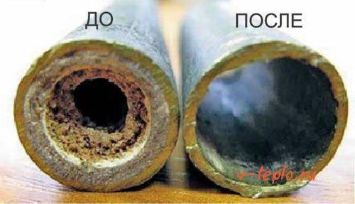 Гидропневматическая промывка и опрессовка системы отопления - правила и инструкции