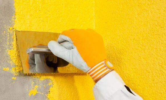Как клеить жидкие обои на стену своими руками: подготовка и технология нанесения
