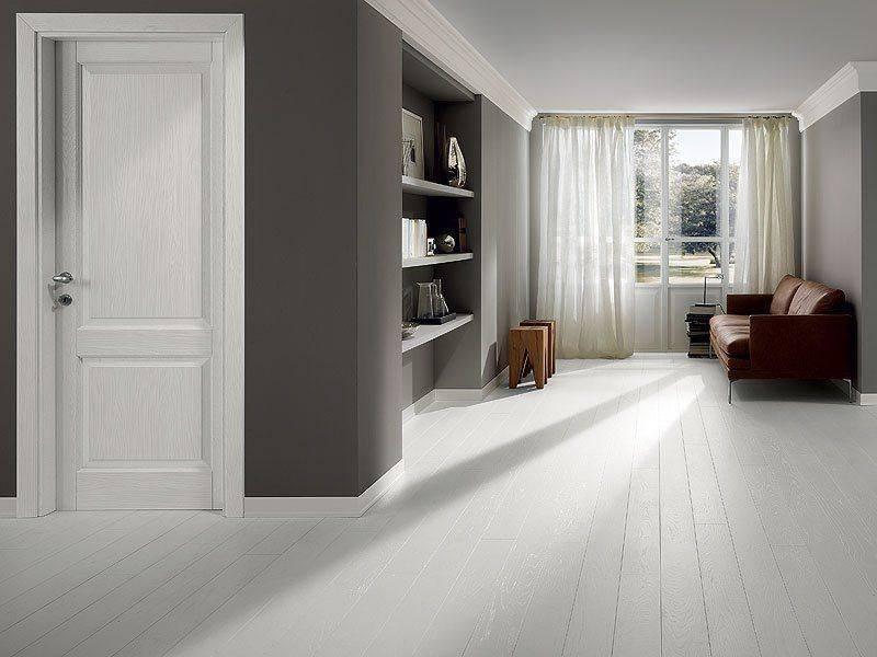 Двери в интерьере квартиры: как правильно выбрать цвет, фото-примеры, светлые и невидимые полотна