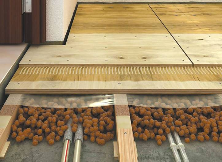 Как утеплить деревянный пол из досок: популярные материалы и технологии