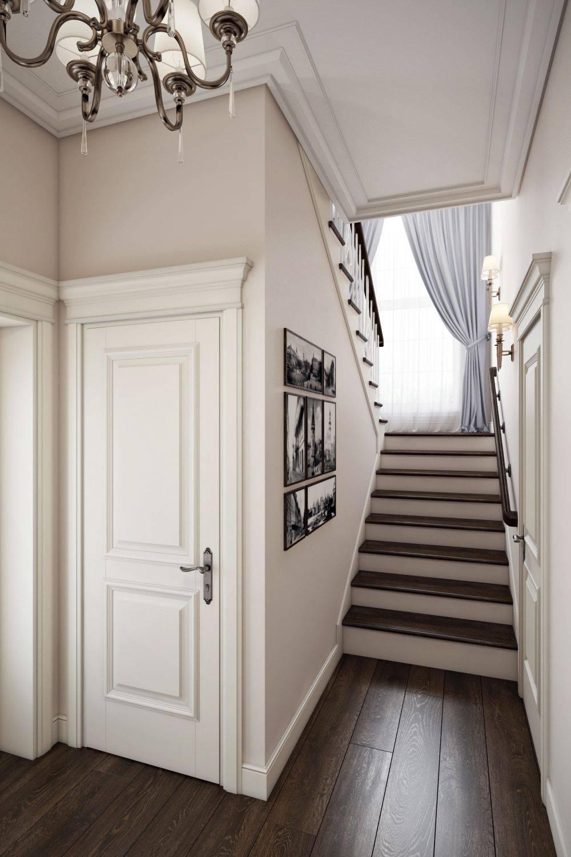 Винтовая лестница в интерьере, особенности - фото примеров