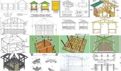 Дизайн беседки (63 фото): интерьер садовой беседки, идеи оформления внутри в частном доме и на даче своими руками