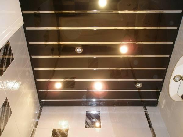 Потолок из сайдинга на террасе - преимущества и недостатки