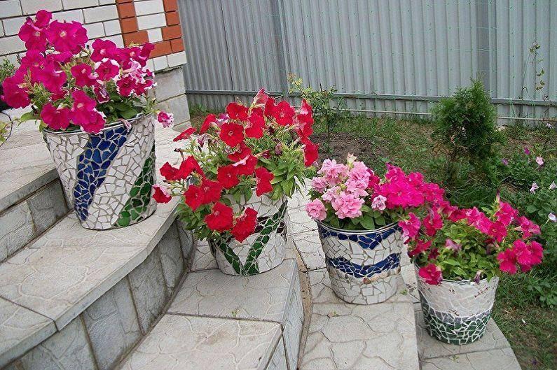 Бетонные вазоны уличные для цветов: описание, виды цветочниц, советы по самостоятельному изготовлению