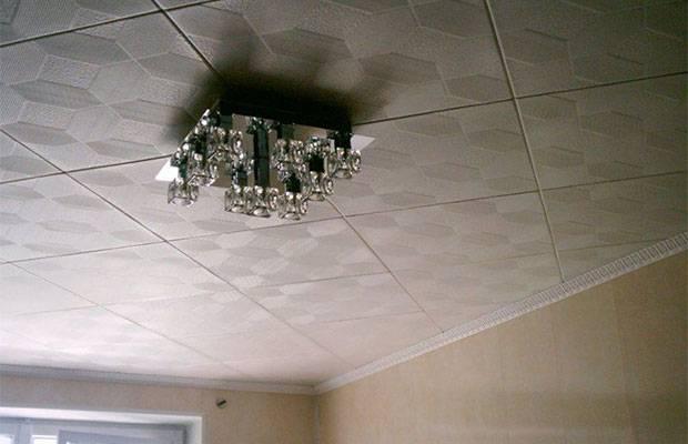 Потолок из пенопласта: 8 рекомендаций