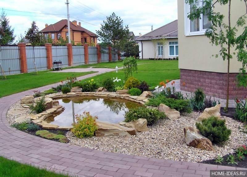 Топ-100 лучших идеи для дизайна сада в частном доме