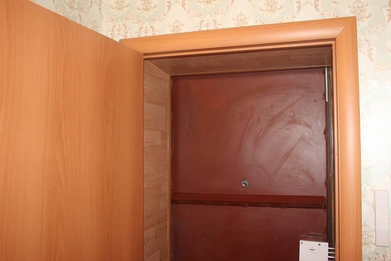 Дверные откосы из мдф панелей: отделка входных дверей своими руками