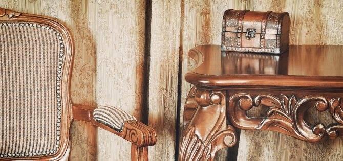 Реставрация мебели своими руками: техники декорирования и восстановления
