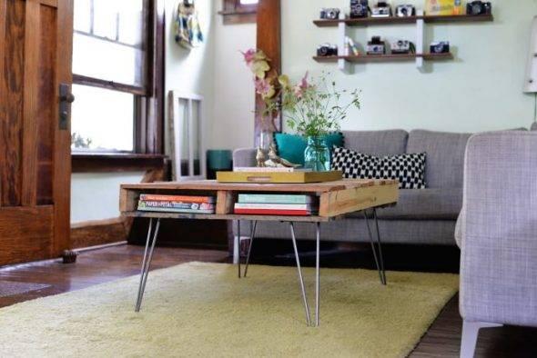 Как сделать мебель своими руками на примере простого стеллажа