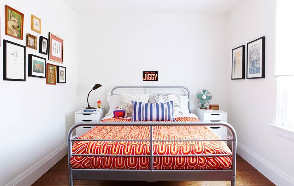 Обустраиваем маленькую спальню по фен-шуй: секреты положительной энергии + фото и видео