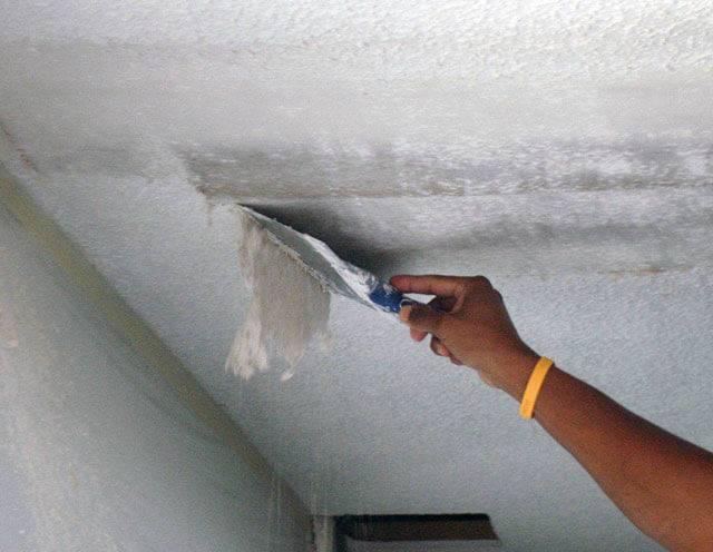 Как шпаклевать потолок под покраску своими руками - полезные рекомендации начинающим мастерам