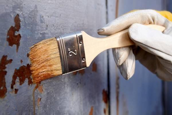 Как снять старую краску с дерева как снять старую краску с дерева