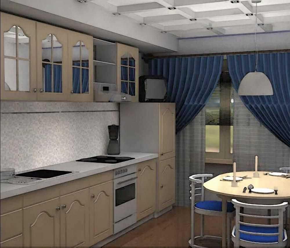 Кухня в частном доме (57 фото): удачные идеи оформления
