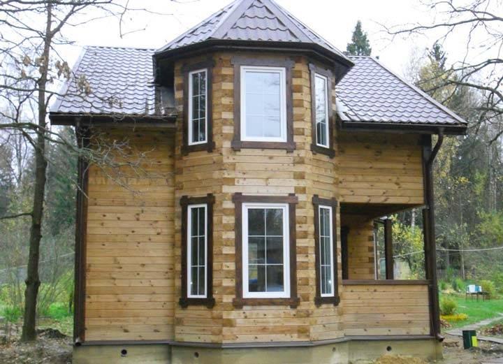 Эркер в деревянном доме своими руками: Интерьер и дизайн - его плюсы и минусы