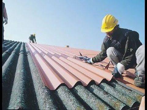Правила укладки шифера на крышу – как укладывать самостоятельно