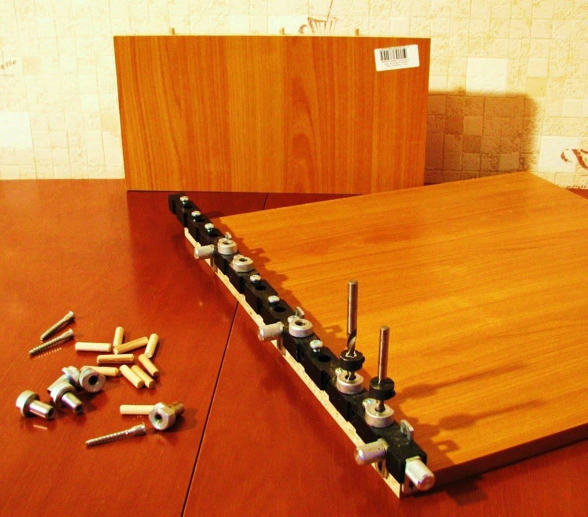 Кондуктор для сверления отверстий: обзор устройства, изготовление