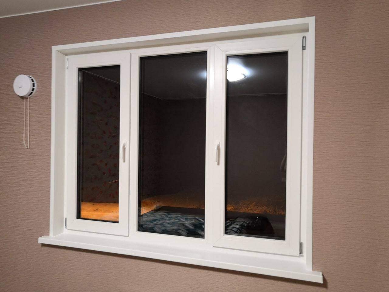 Какие окна лучше ставить в частный дом – выбираем профили и стеклопакеты