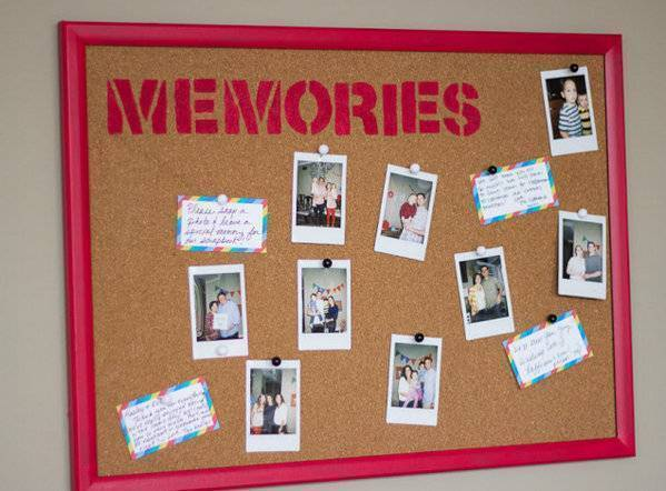 Пробковая доска: фото, видео, пробковая доска для заметок на стену