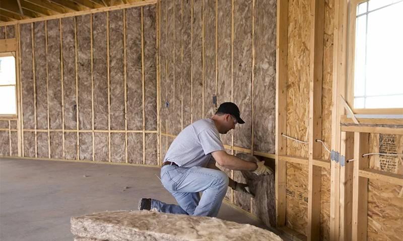Каменная вата — характеристики утеплителя и способы монтажа