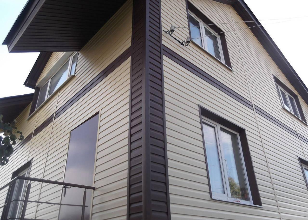 Сайдинг под бревно: фото обшитых домов + монтаж и размер панелей наружного сайдинга.