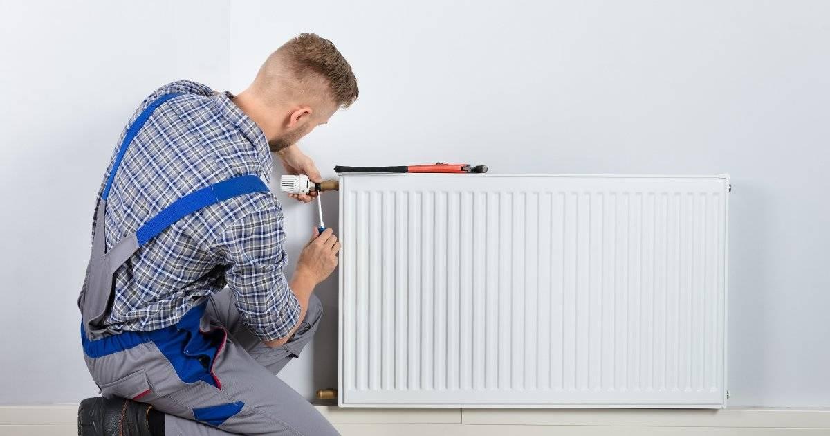 Как поменять батарею в квартире: меняем батареи пока не начался отопительный сезон