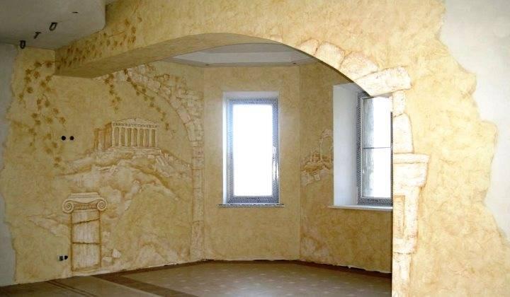 Декор стен: чем украсить стены - более 100 фото идей, как украсить стены своими руками