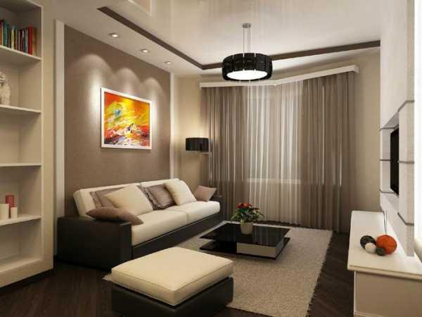 Как оформить квартиру-студию: 80 идей дизайна