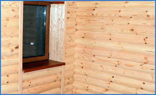 Обшить дом блокхаусом: фото как правильно обшить своими руками