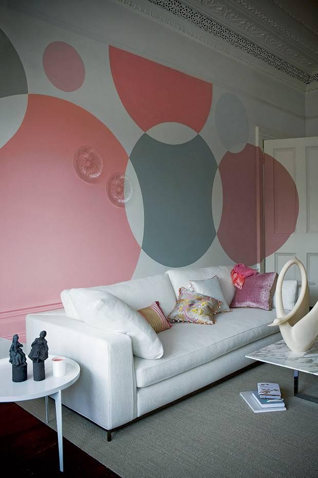Фотообои на стену в спальню (140 фото) - оригинальный дизайн с красивыми рисунками на обоях