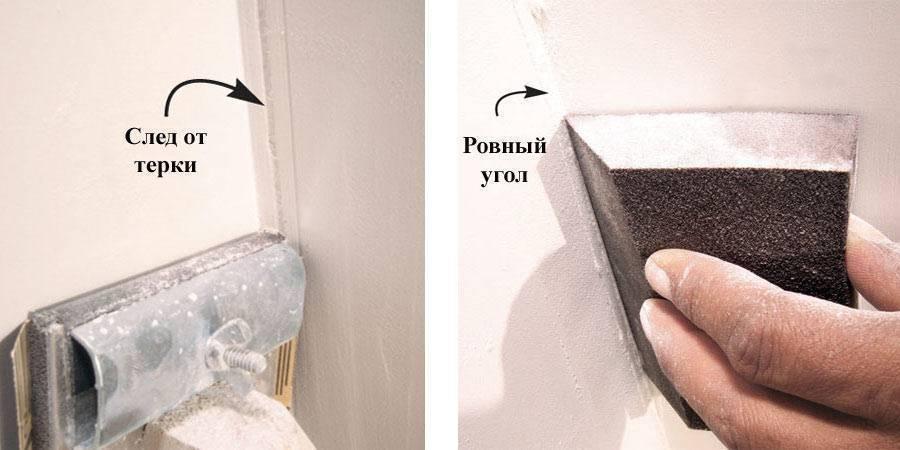 Как сделать ровный угол стены штукатуркой - клуб мастеров