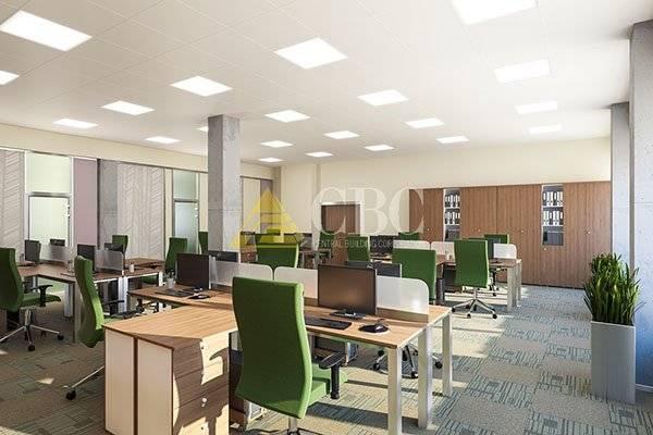 Современные идеи дизайна офиса. оригинальный интерьер кабинета в офисе