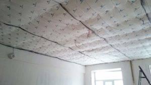Акустические натяжные потолки: что это такое?