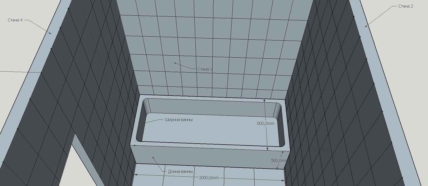 Расчёт плитки для ванной комнаты и других помещений с калькулятором количества плитки расчёт плитки для ванной комнаты и других помещений с калькулятором количества плитки