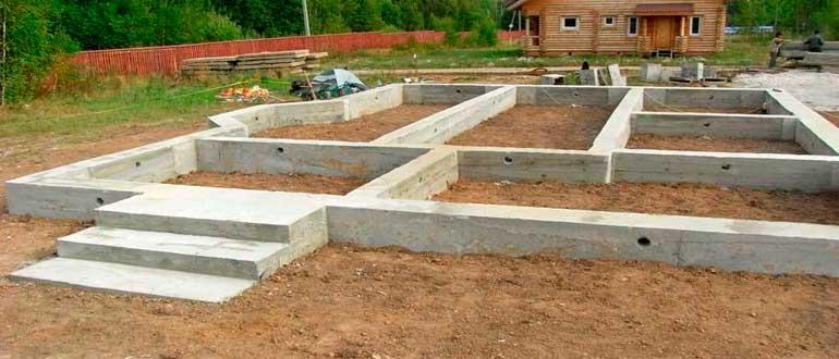 Монолитное строительство частного дома своими руками и Пошаговые инструкции