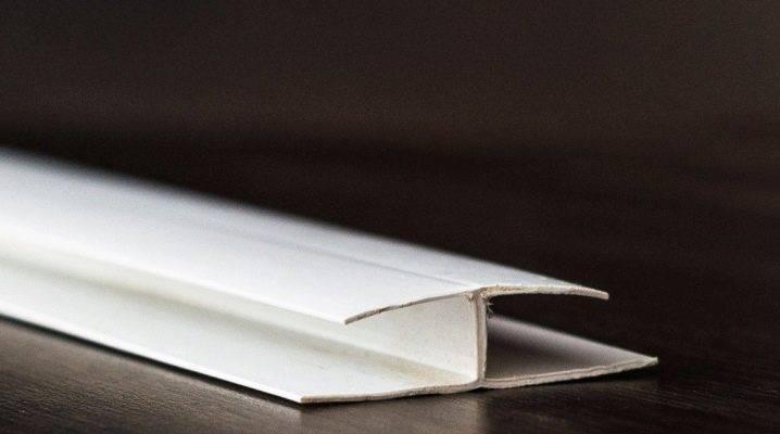 Профили для панелей пвх: стартовый пластиковый элемент, как крепить направляющие, соединительные и стыковочные материалы, f-образные варианты