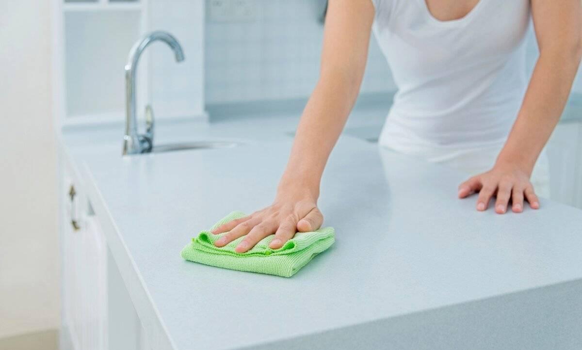 С чего начинать уборку в квартире  пошаговая инструкция