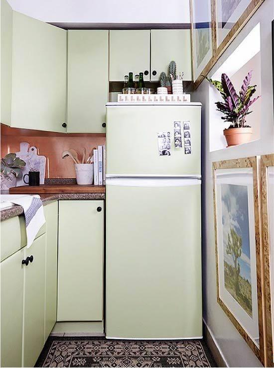 Как обновить старый кухонный гарнитур своими руками: обзор идей, фото удачных решений
