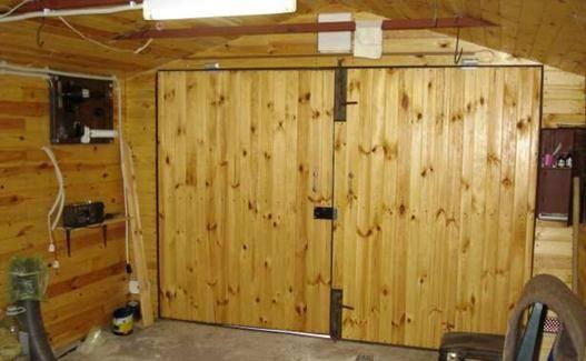 Автоматические гаражные ворота: виды, выбор