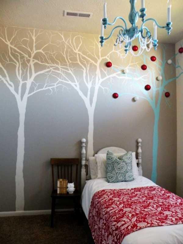 Как осуществить отделку стен под дерево