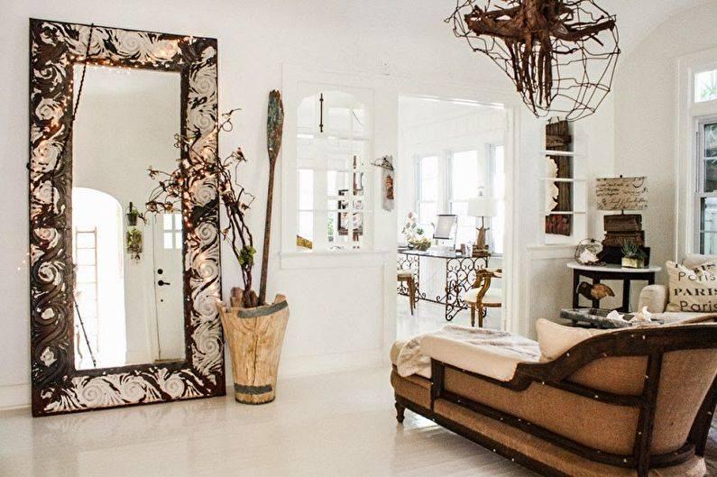Как выбрать овальное зеркало с подсветкой для ванной комнаты?