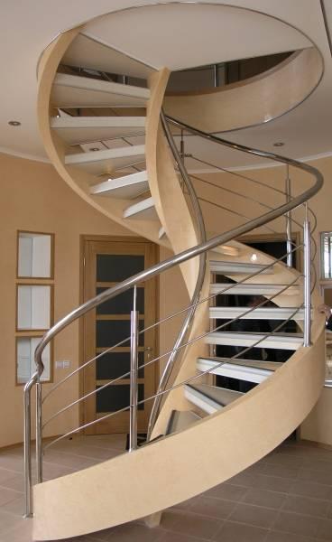 ?стеклянные лестницы: варианты исполнения, плюсы и минусы?