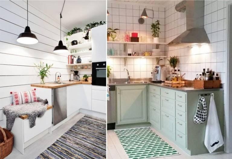 Коврик на кухню (37 фото): тонкости выбора паласа на кухонный пол, особенности силиконовых и других ковриков, подбор дорожек под интерьер