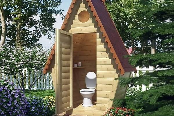 Туалет для дачи: виды и особенности, размеры и чертежи, пошаговая инструкция строительства своими руками