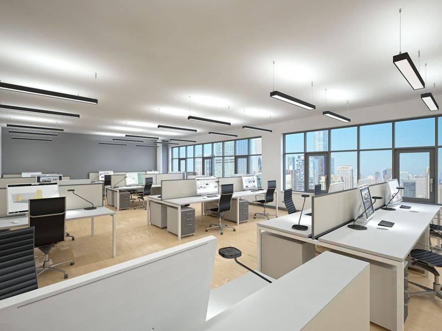 Как правильно организовать освещение на рабочем месте. cтатьи, тесты, обзоры