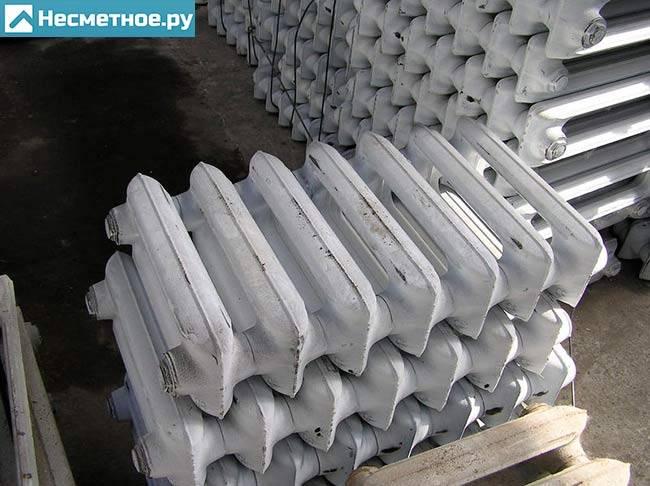 Чугунный радиатор мс 140 - технические особенности и конструктивные преимущества